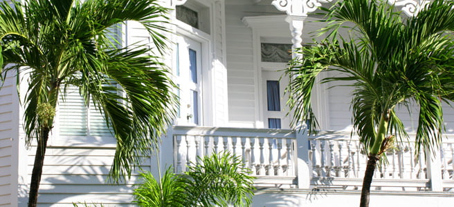 Key West Architecture