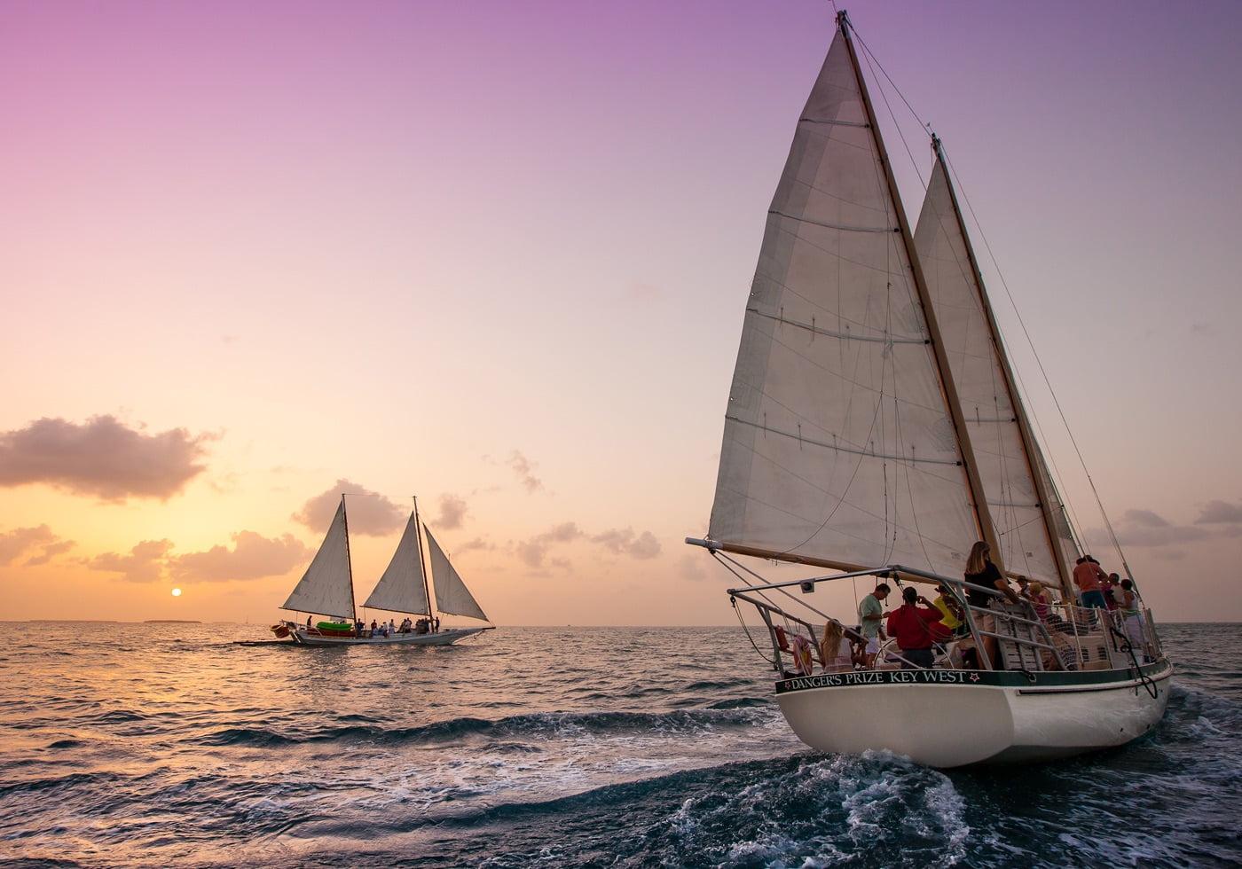Key West Sunset Cocktail Cruise