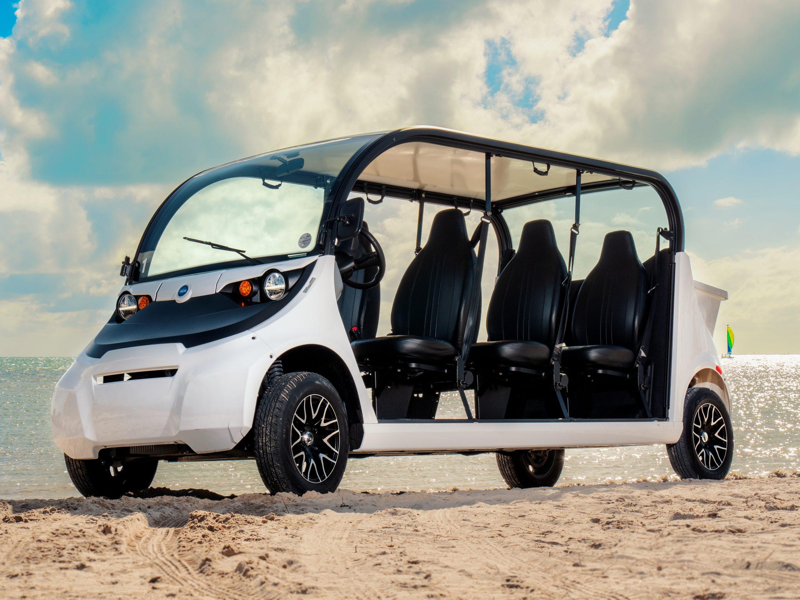 Electric Car Rentals